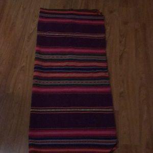 Gautamalan Woven Colorful Medium Size Tapestry